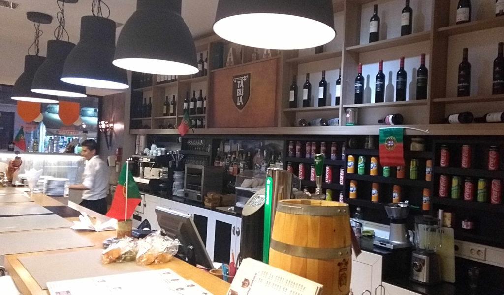 Bacalhau em Lisboa: Tábula Bistrô Português