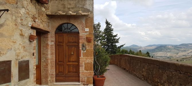 Pienza – um ideal de renascença