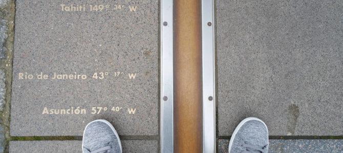 Visita ao Meridiano de Greenwich