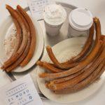 EL MORO – os melhores churros da Cidade do México