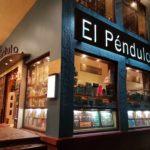 El Péndulo – uma interessante livraria/bar na Cidade do México