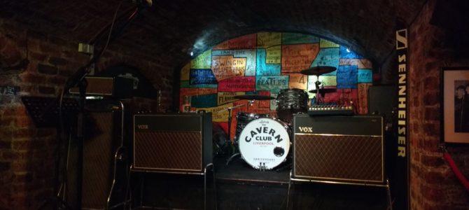 Cavern Club, o clube mais famoso do mundo, em Liverpool