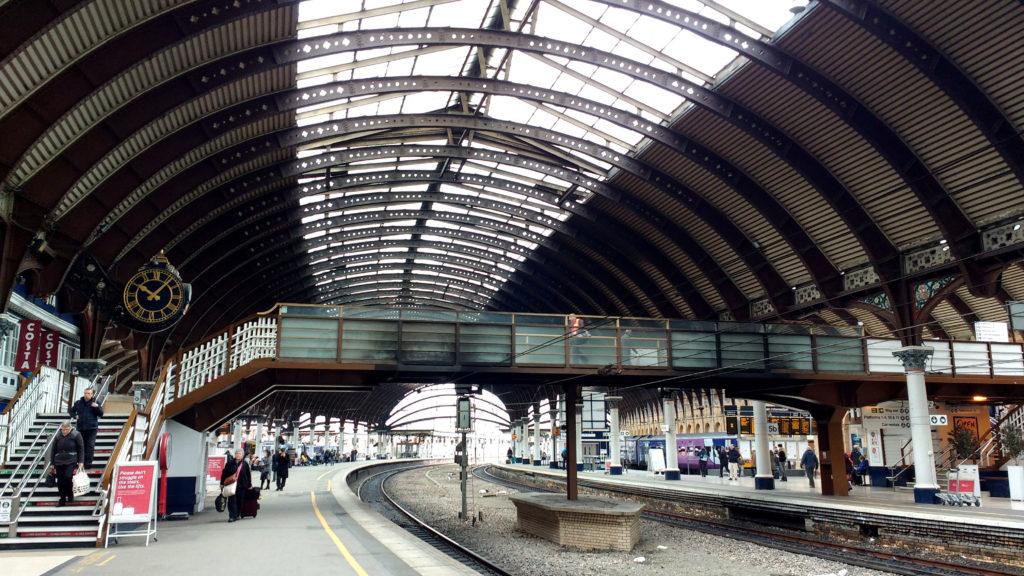 Estação de trem de York