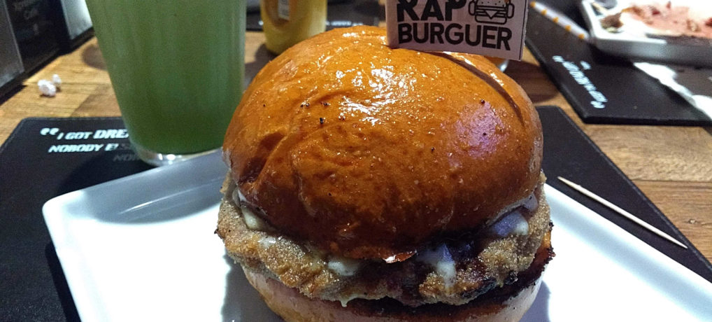 Rap Burguer – uma boa hamburgueria na Augusta