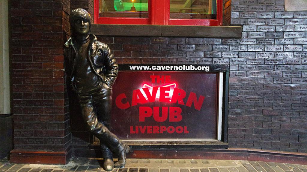 Mathew Street, em Liverpool