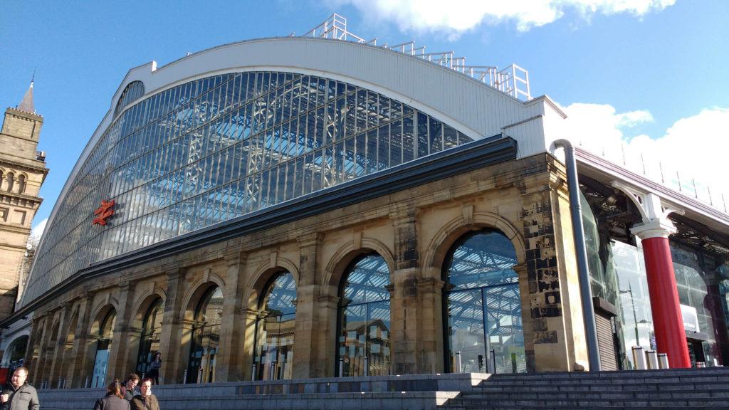 Estação de trens Liverpool Lime Street
