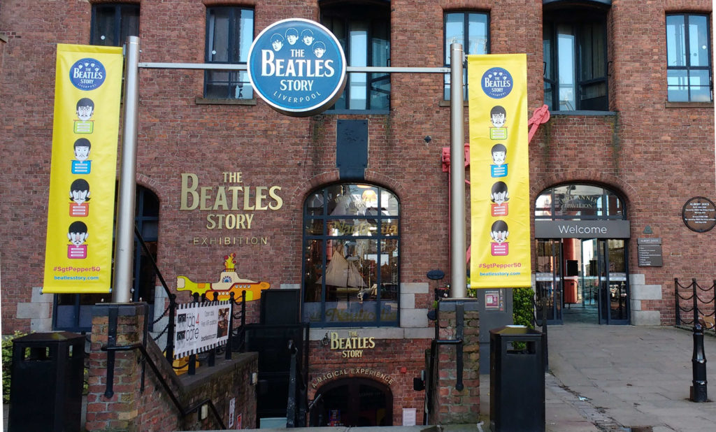 Museu dos Beatles Liverpool