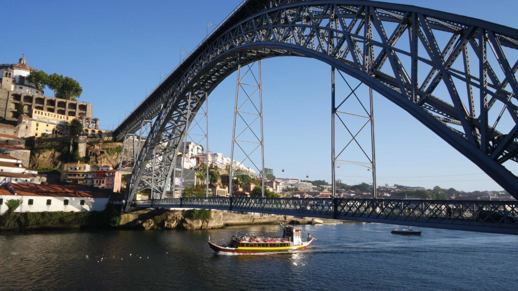 Ponte D. Luis Porto Portugal