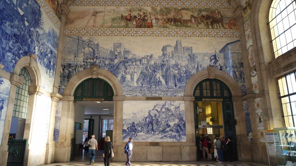 Estação ferroviária do Porto São Bento