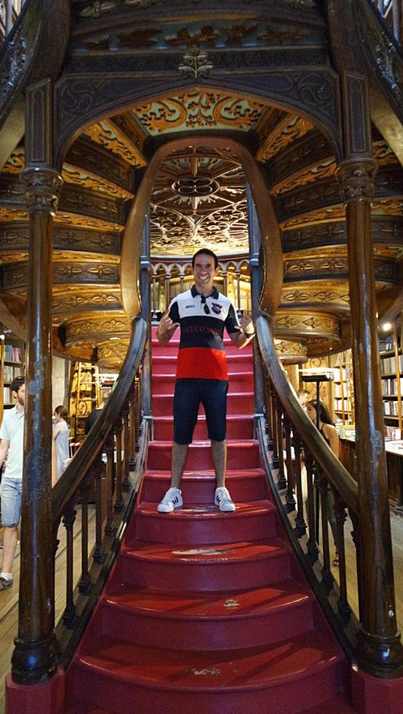 Livraria Lelo, Porto