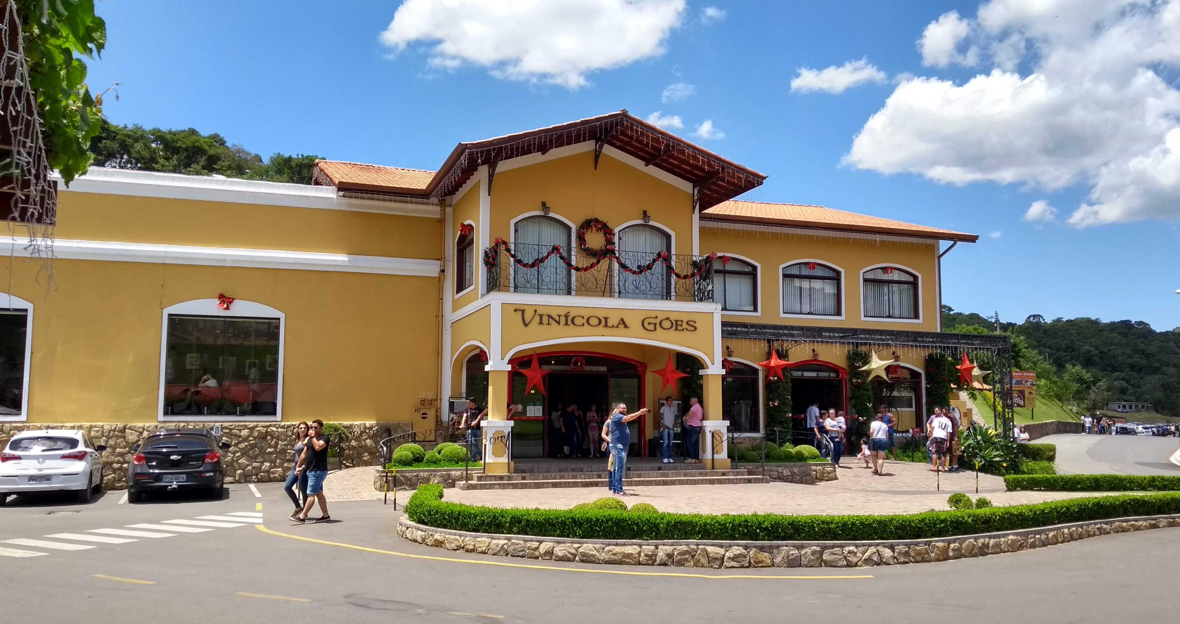 Vinícola Góes São Roque
