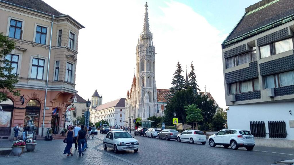 Igreja Mathias Distrito do Castelo