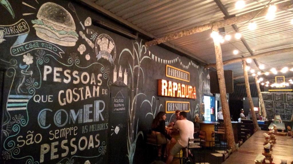 Rapadura Hamburguer Brasileiro, em Natal RN