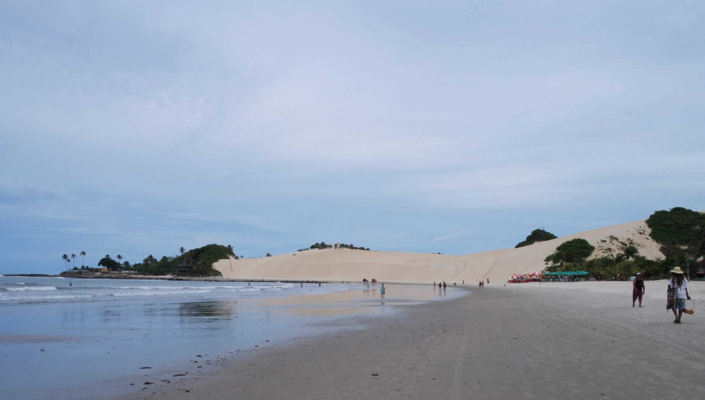 Praia de Genipabu, Natal RN