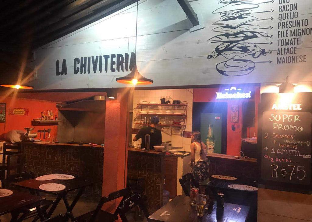 Restaurante La Chiviteria