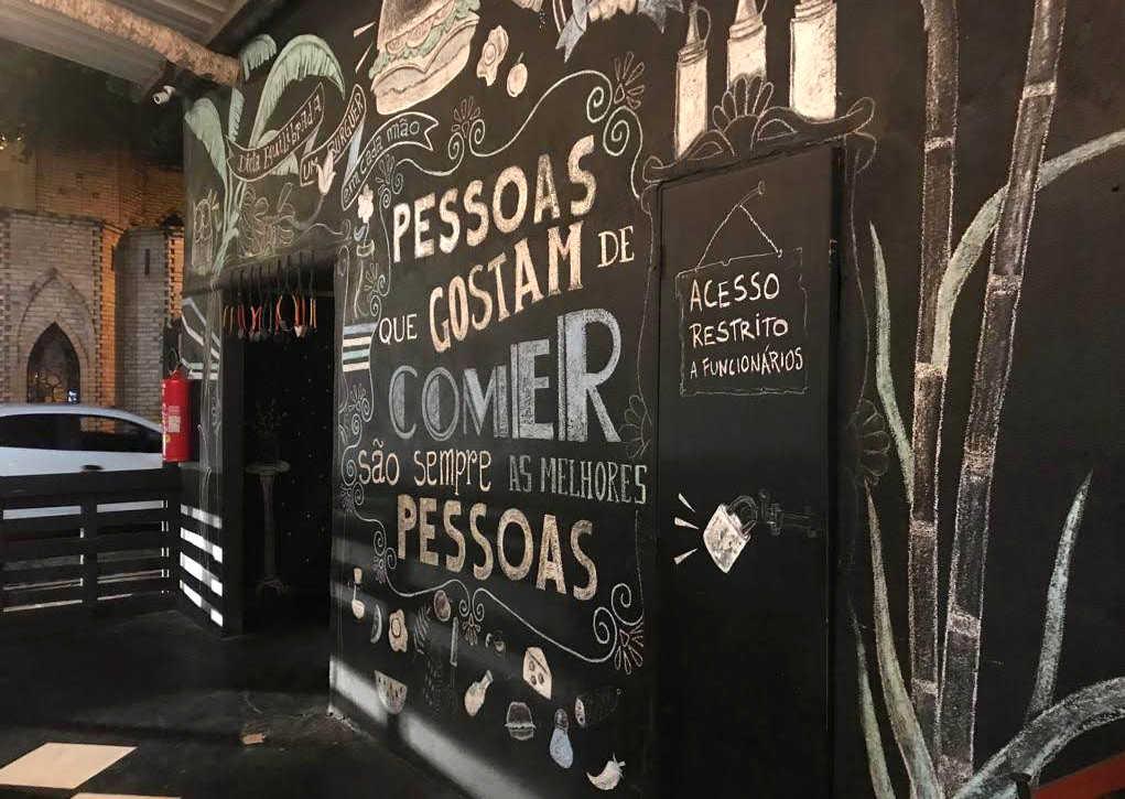 Rapadura Hamburguer Brasileiro