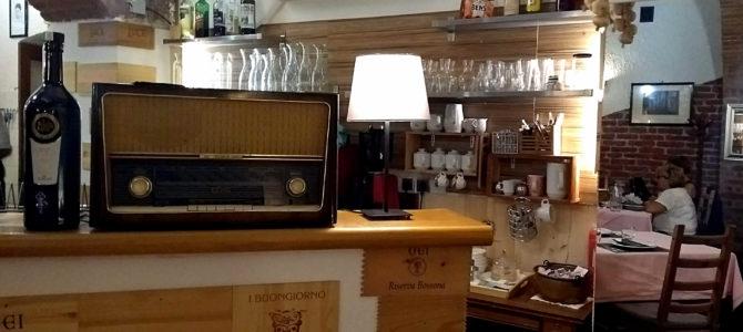 Onde Comer em Praga: Trattoria Cicala