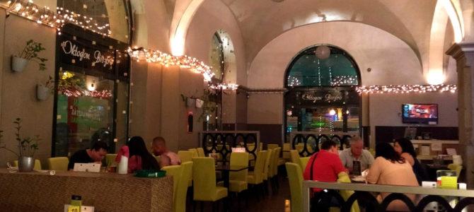 Onde comer bem e barato em Budapeste: Oktogon Bisztró