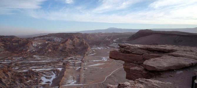 Vale de la Luna – Deserto do Atacama