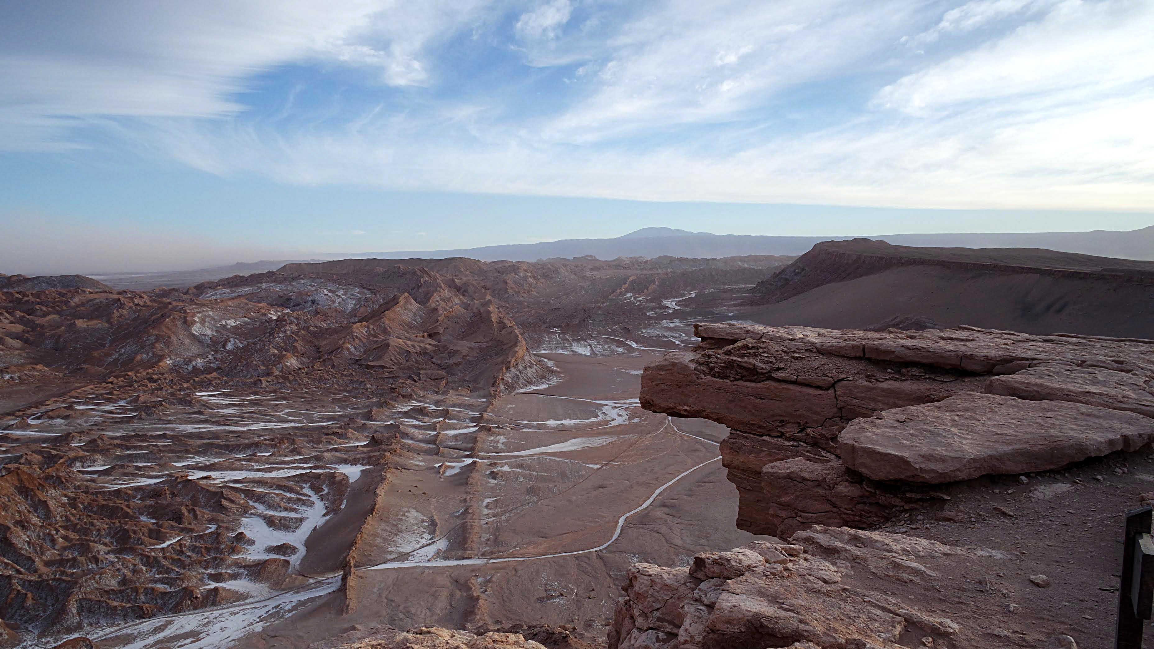 Coyote Rock: o Mirante do Coiote, no Vale de La Luna