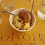 Ginger – uma opção saudável e refrescante em Roma