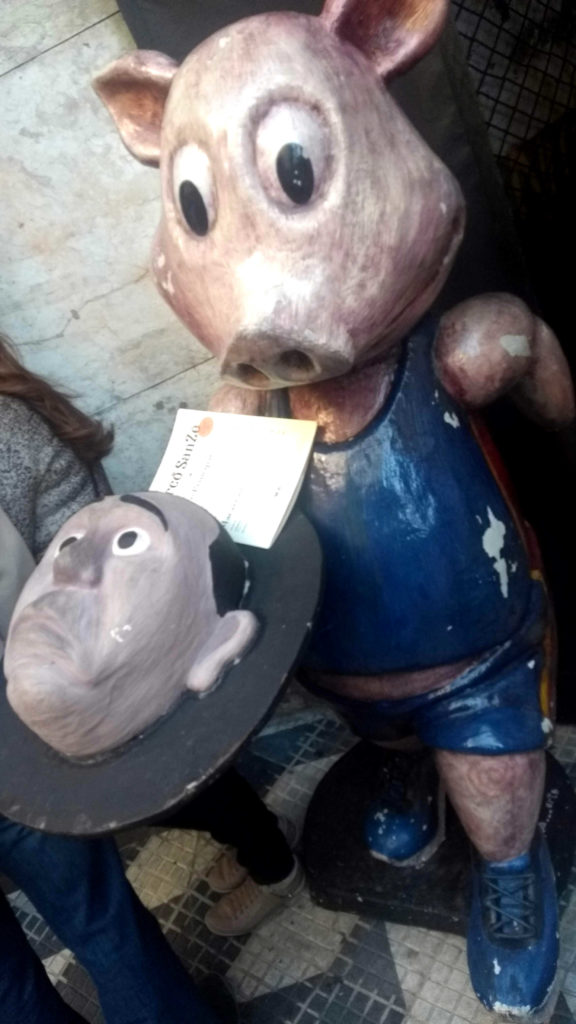 A Casa do Porco