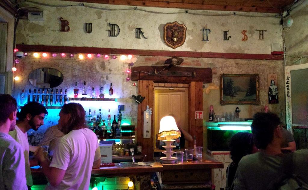Ruin Pub Budapeste