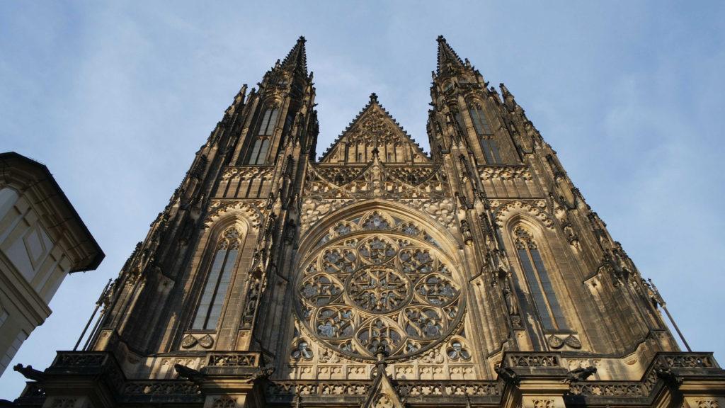 Fachada da Catedral de São Vito