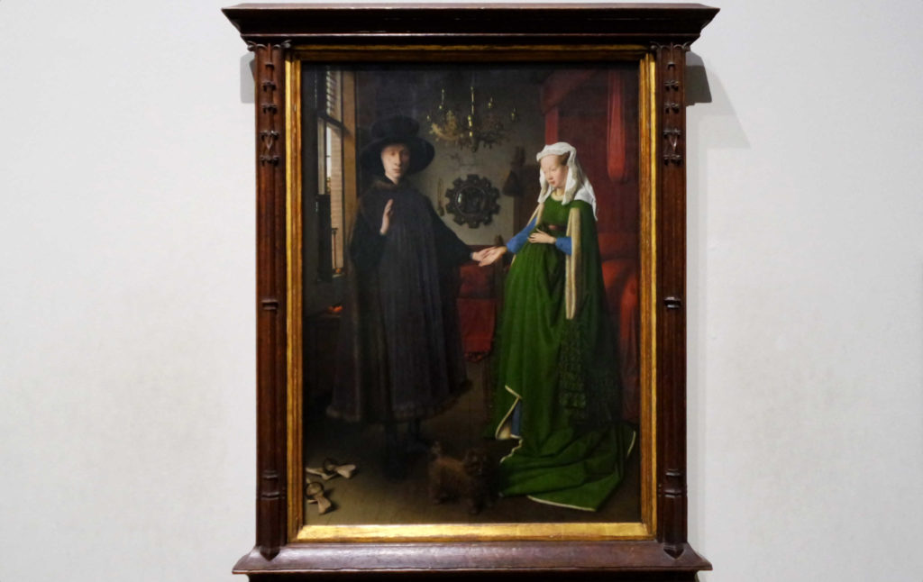 Casal Arnolfini, National Gallery