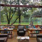 Livraria Porrúa no Bosque Chapultepec – uma ótima cafeteria!