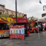 Turibus – ônibus turístico na Cidade do México