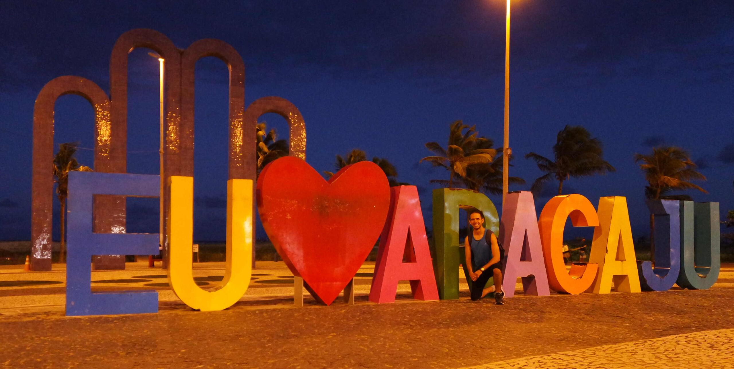 Roteiro de 3 dias em Aracaju