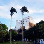 Visita ao Convento da Penha em Vila Velha/ES
