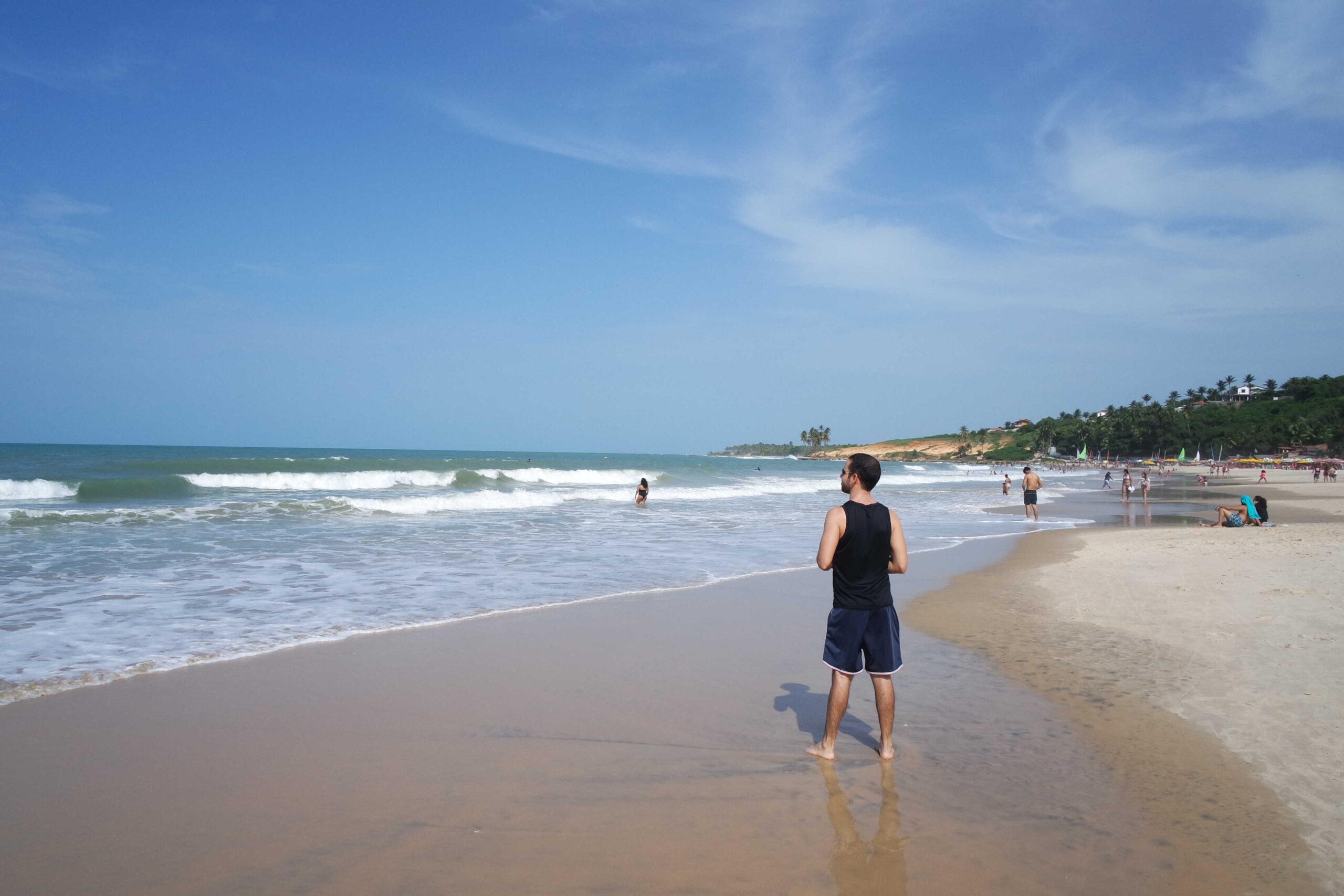 Arredores de Fortaleza: Praia de Cumbuco + Lagoa do Banana