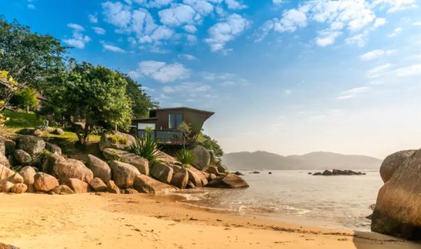 7 airbnb românticos em Florianópolis